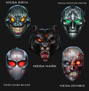 COP-Masks