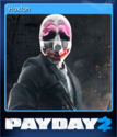PAYDAY 2 Card 6