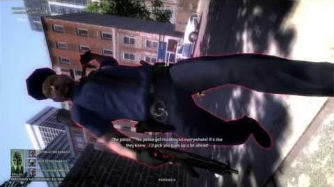 PAYDAY The Heist - Security Guard, Cop, and FBI Quotes