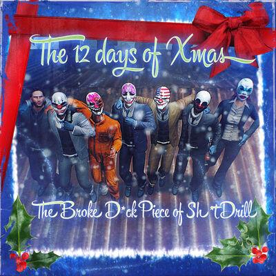 The 12 Days of Xmas