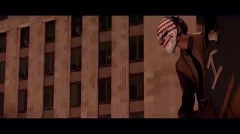 PAYDAY 2 Big Bank Heist DLC Trailer