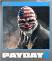 PAYDAY 2 Foil 3