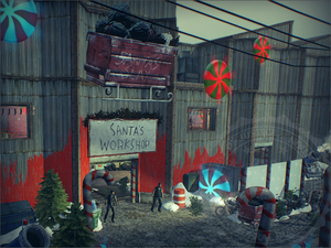 Santa's Workshop FBI Files