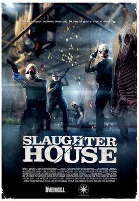 Slaughterhouse poster