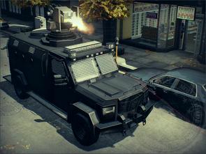 SWAT Van Turret FBI Files