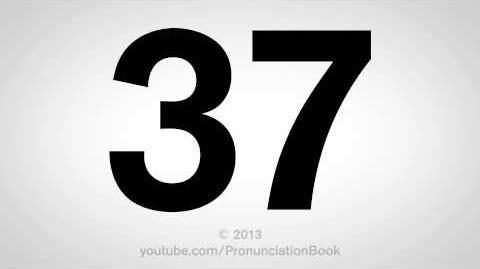 How to Pronounce 37