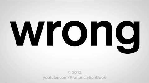 How to Pronounce Wrong