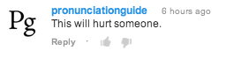 PronunciationGuide HtP 4 comment