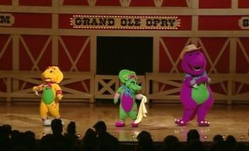 Barney At Grand Ole Opry Pbs Kids Wiki Fandom Powered