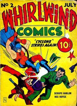 Whirlwind Comics 2