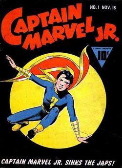 Captain Marvel Jr 001