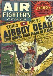 Airboy in plane