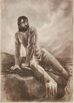 Дюма Гаварни Дантес в 1829