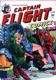 Captain Flight Comics -5