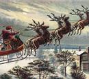 Santa Claus' Reindeer