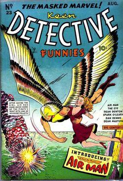 Keen Detective Funnies 23