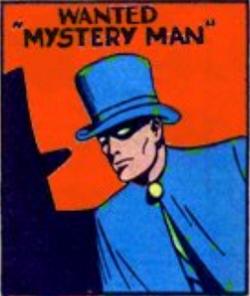 Mysteryman