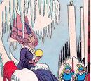 Belinda, The Ice Queen