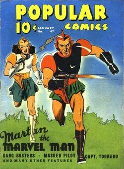 Popular Comics 47