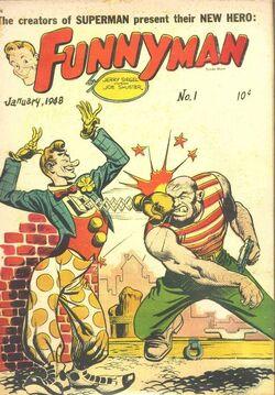 Funnyman 01