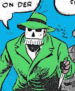 Masked-leader