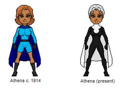 AthenaEarth-A
