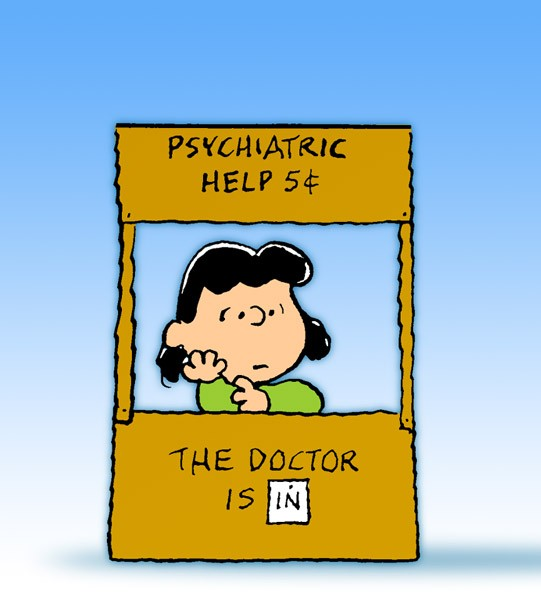 Lucy's psychiatry booth | Peanuts Wiki | Fandom powered by Wikia