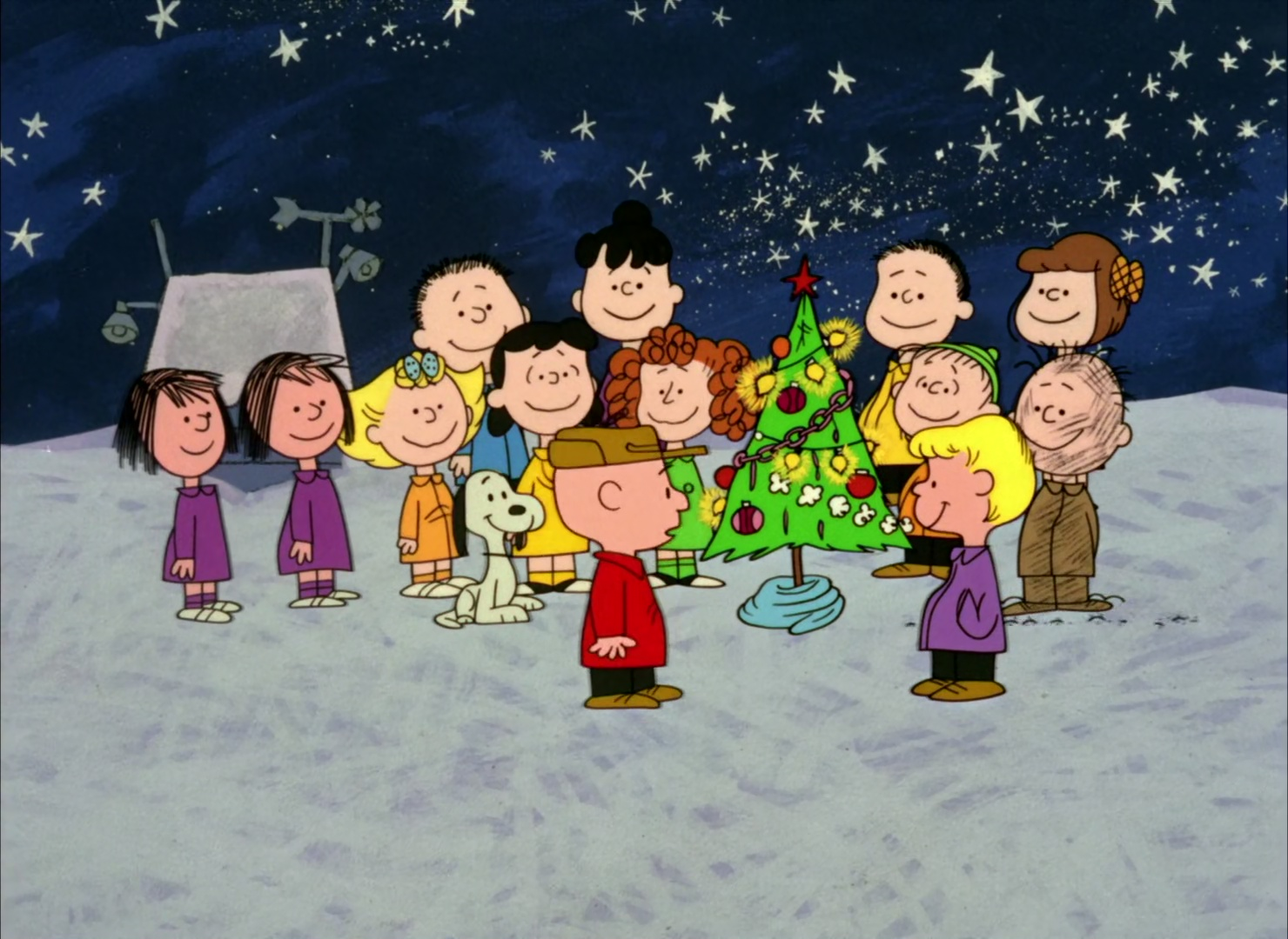 a charlie brown christmas 5 things that catches my attention - Charlie Browns Christmas