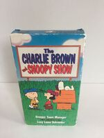 Charlie Brown and Snoopy Show V4
