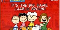 It's the Big Game, Charlie Brown