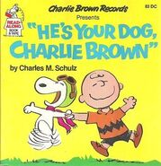 Hes your dog charlie brown