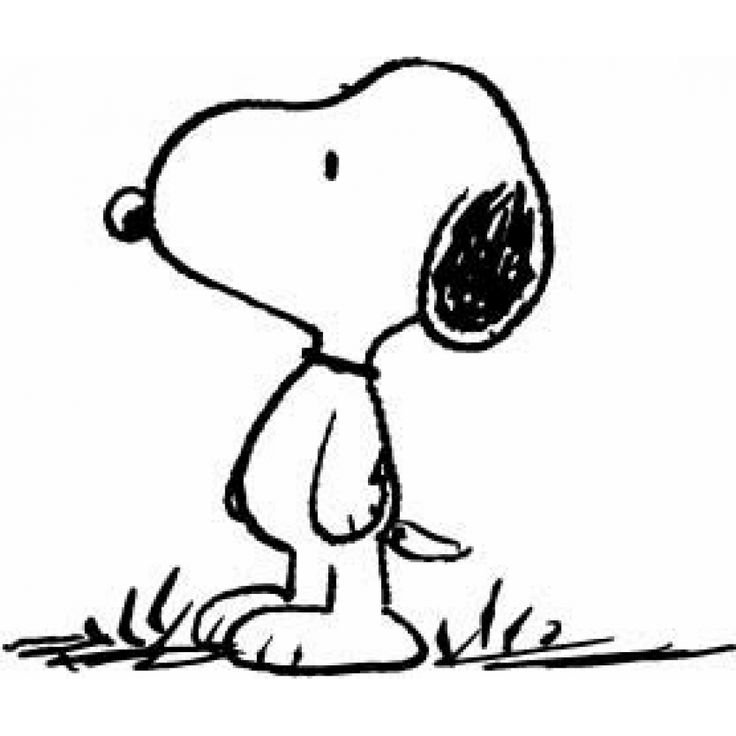 Snoopy peanuts wiki fandom powered by wikia for Snoopy coloring page