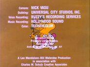 King Woodstock on Credits Screan