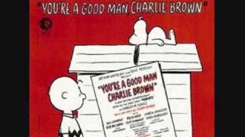 Book Report - You're A Good Man, Charlie Brown (1967)