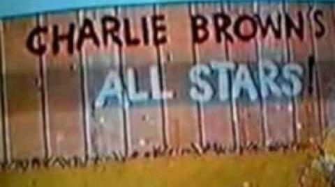Charlie Brown AllStars CocaCola