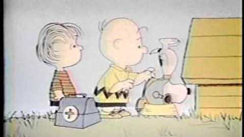 Hart's Bread Commercial featuring Peanuts Gang