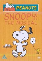 Snoopy The Musical UK DVD 2004