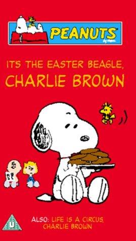 File:It's The Easter Beagle, Charlie Brown UK VHS 2004.jpg