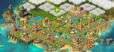 Pearl S Peril Island Pictures