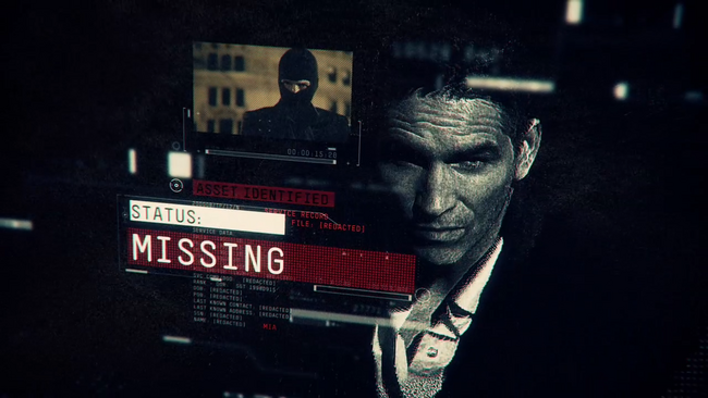 S02 Title Sequence Reese