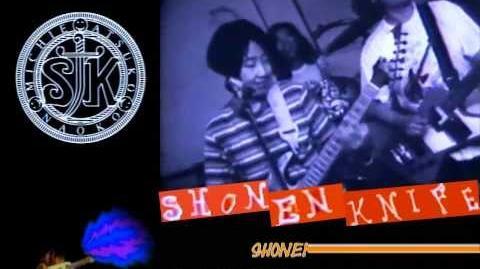 Shonen Knife - John Peel Sessions (Tribute to Shonen Knife with Videoshow)