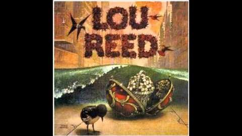 Lou Reed - I Can't Stand It (HQ)