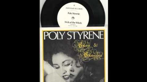 Poly Styrene - Trick Of The Witch - AUDIO Punk Vinyl.