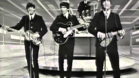The Beatles - I Saw Her Standing There -2009 Stereo Remastered HD-