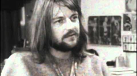 John Peel on Robert Wyatt's accident - Top Gear - 5 June 1973