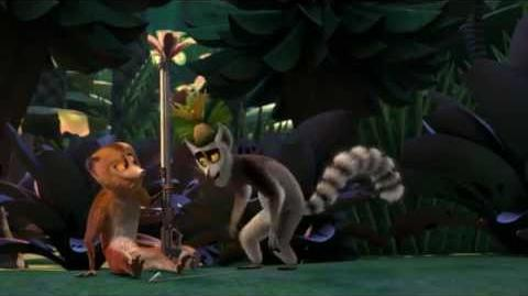 Fumble rooskies. (All hail King Julien)-(HD)