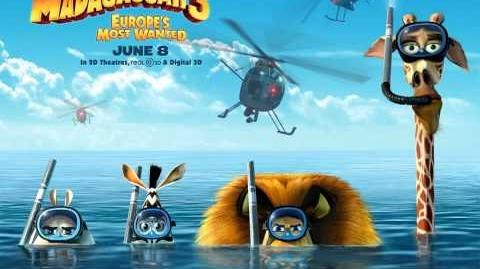 10 - Love Always Comes As A Surprise - Madagascar 3 Europe's Most Wanted (Soundtrack)