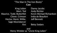 The Man In The Iron Booty Voice Cast