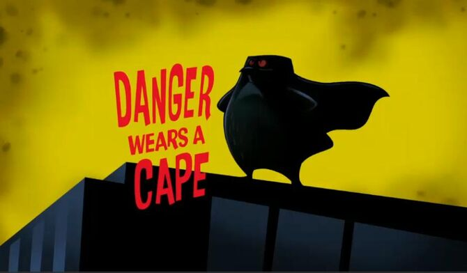 DangerWearsACape-Title