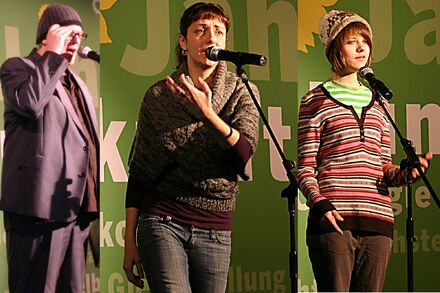 Flickr - boellstiftung - Poetry Slammerinnen und -Slammer